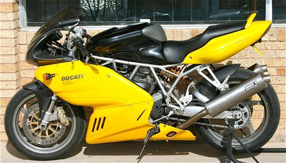 Nicely Detailed 2005 Ducati Supersport 1000ds Ducati Supersport Supersport Ducati