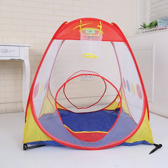 Find More Tents Information about Children Play Tent Play House Basketball…