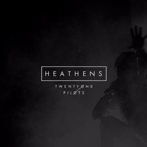 Twenty One Pilots – Heathens (single cover art)
