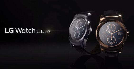 LG Watch Urbane estará disponible en Google Play a finales de este mes