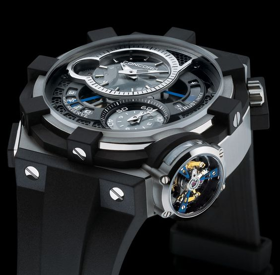 The real Big Bang, by Hublot, watch porn! #lovewatches #hobby