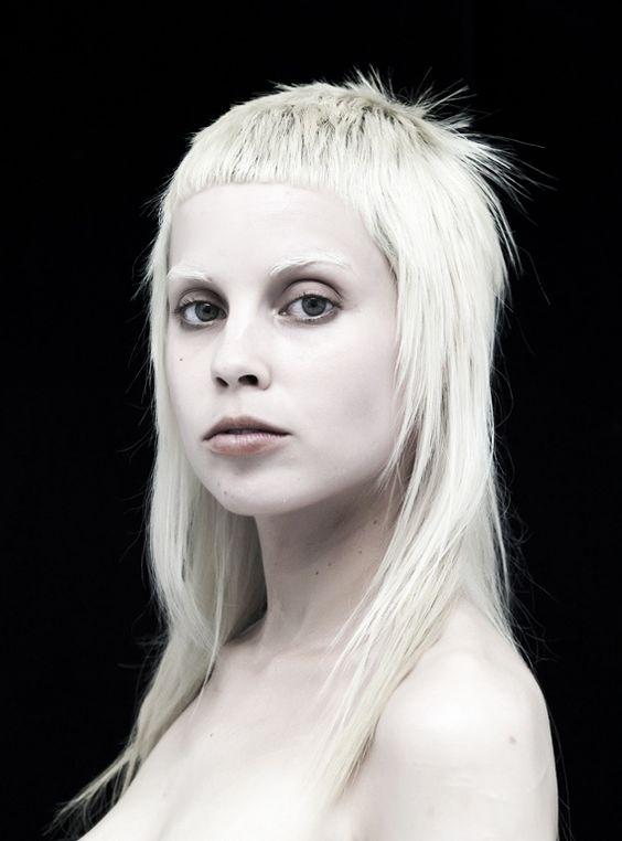 Yolandi Visser of Die Antwoord. Her beauty and attitude is ...  Yolandi Visser ...