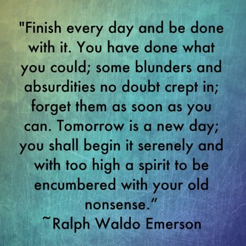 Ralph Waldo Emerson paper. Interesting topic ideas?