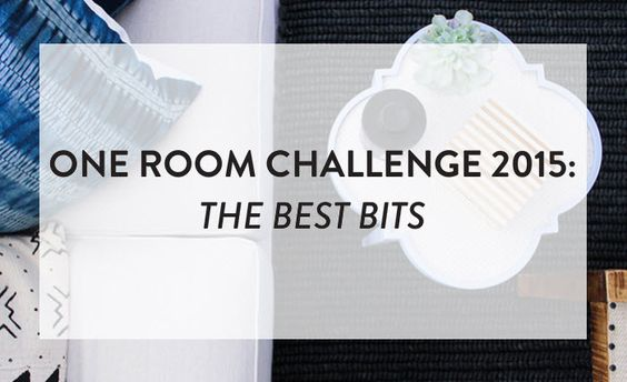 My highlights from the One Room Challenge 2015 on {what you fancy}