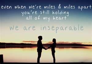 Inseparable- Jonas Brothers.