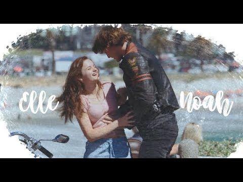 Noah Elle Rewrite The Stars Youtube Cabina De Besos