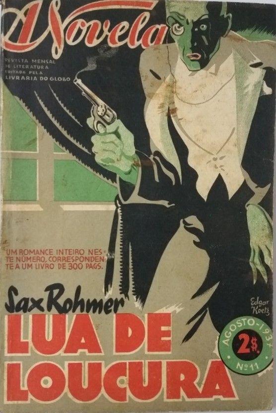 Revista A Novela número 11, 1937: