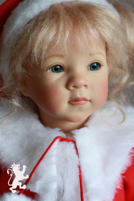 Santa Claus by Elisabeth Lindner