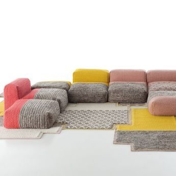 Mangas Plait Modular Pouf Furniture Modular Furniture Furniture Design