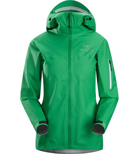 Arc&39teryx Tecto FL jacket (our lightest and most breathable