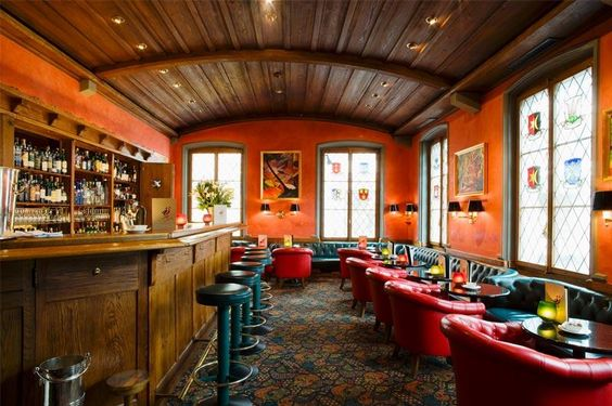 Storchenbar - Hotel Storchen Weinplatz 2, 8001 Zürich, Switzerland