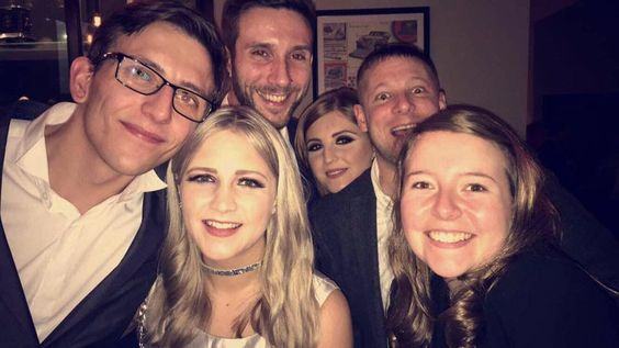 Some more of the #GetYourMobi team enjoying the Christmas party! #Party #Christmas
