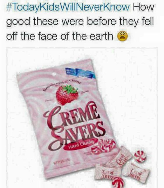 Actually they still make them but with a black bag and only strawberry ones r left... THEY R THE BOMB.COM