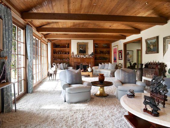 Inside Elizabeth Taylor's Home: