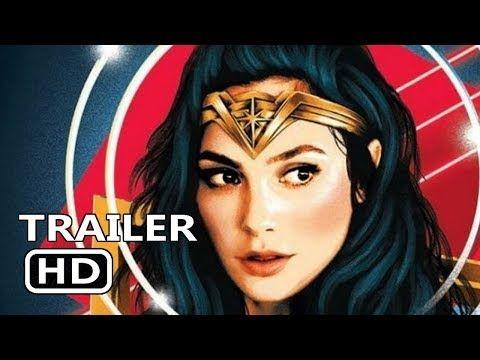 Wonder Women 1984 Trailer 2020 New Wonder Woman Wonder Teaser