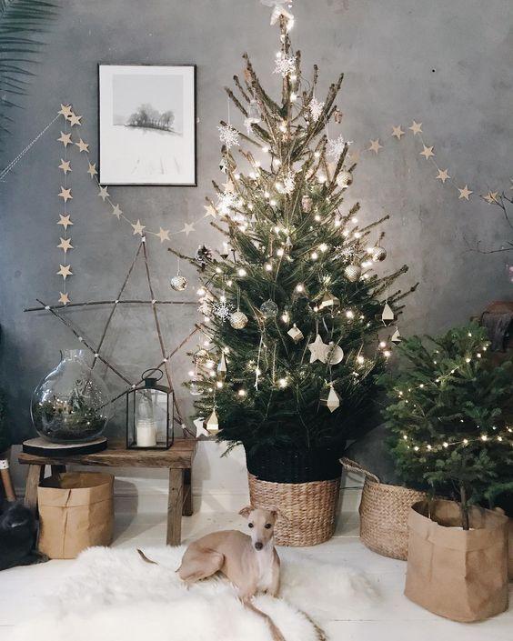 """12.5 mil Me gusta, 139 comentarios - M A R G O H U P E R T 🌱 (@margo.hupert.art) en Instagram: """"Pełnych miłości, ciepła i spokoju Świąt dla Was 💫🎄✨ Merry Christmas for all 💫✨⭐️🎄 . . .…"""""""