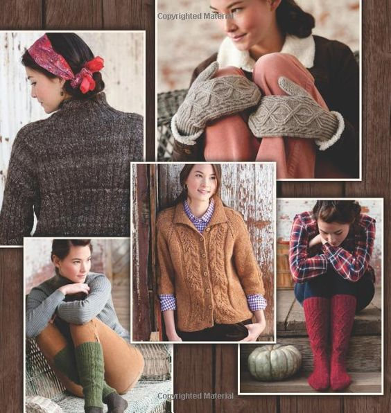 From November Knits, Kate Gagnon Osborne and Courtney Kelley