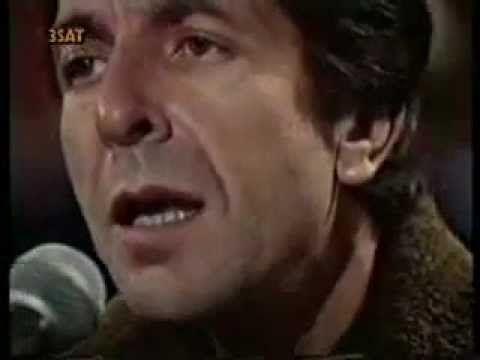 Leonard Cohen - Famous Blue Raincoat (Live 1979) w/ lyrics