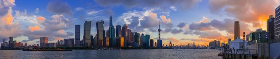 North Bund - I took this shot from the North Bund of Shanghai.  I hope you will…