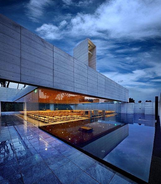 Santa Maria Chapel by MGP Arquitectura