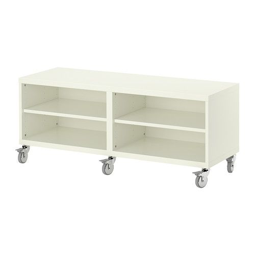 best shelf unit casters ikea tv stand living room