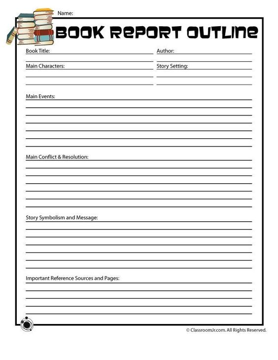 108 best Book report images on Pinterest Essay writer, Writing - incident report pdf