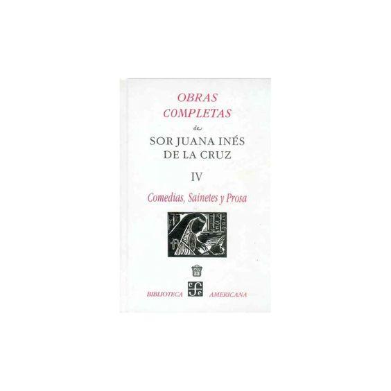Obras completas, IV ( Bibliotea Americana) (Hardcover)