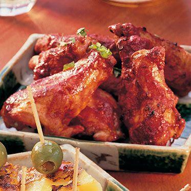 Chicken Wings »Tandoori« Rezept   Küchengötter