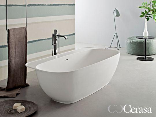 Dimensioni Vasca Da Bagno Libera Installazione : Decorazione vasca da bagno design casa creativa e mobili ispiratori