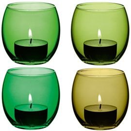 #heals #candles #green #nightlights #collection
