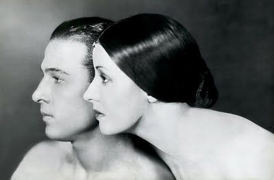 RODOLFO VALENTINO AND NATASHA