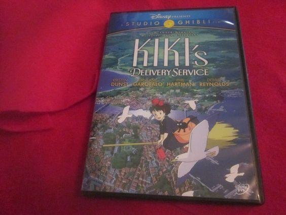 DVD DISNEY PRESENTS KKI'S DELIVERY SERVICE
