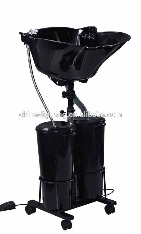 2015new shampoo chair light portable height adjustable for Wash hair salon
