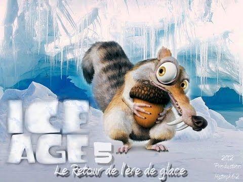 Youtube Age De Glace 5 Films Dessins Animes L Age De Glace
