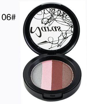 4 Colors Powder Makeup Eyeshadow Palette