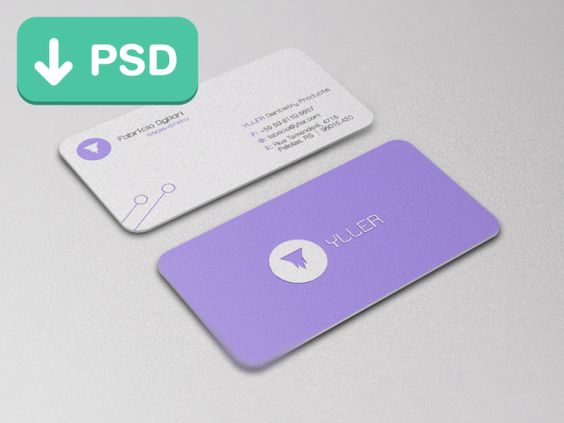 10 free downloadable business card templates pinterest