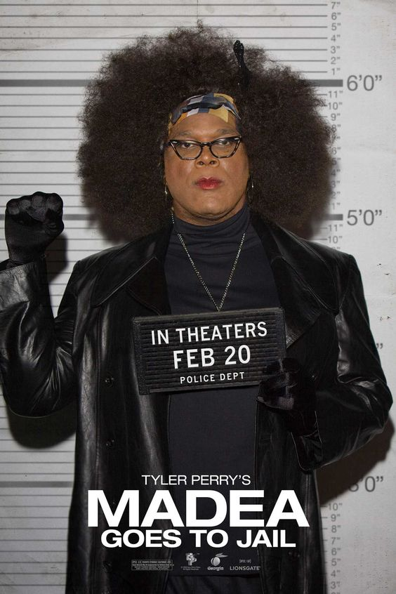Lady  African americans and Blog on Pinterest Tyler Perry has been widely criticized as a filmmaker for his films deep entrenchment of negative