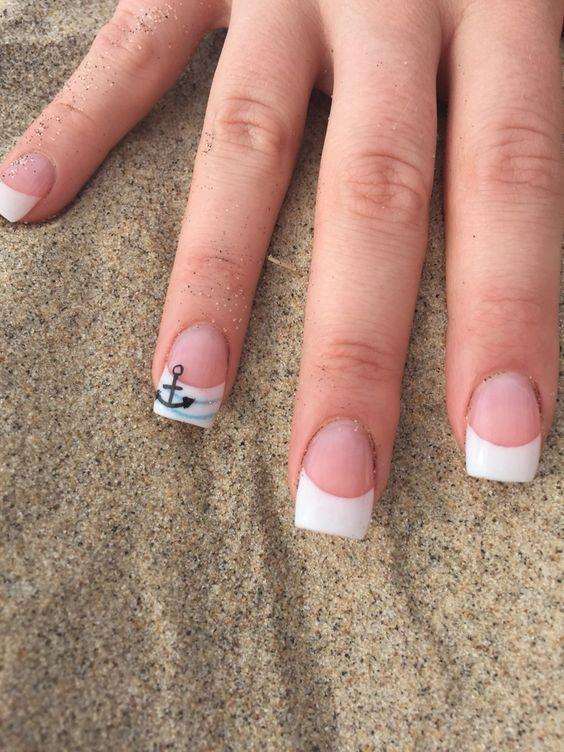 Unas Decoradas Para Ir A La Playa