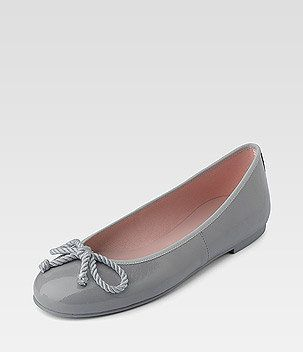 Pretty Ballerina Grey