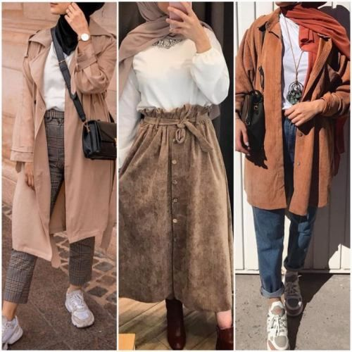 Hijab fashion looks – Just Trendy Girls