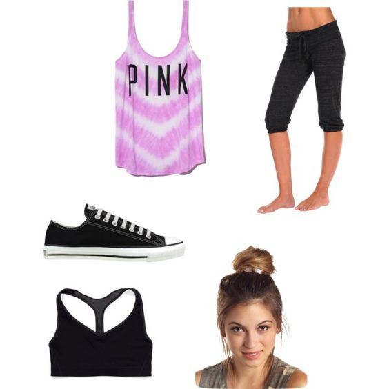 Dance outfits, Dance and Workout outfits on Pinterest