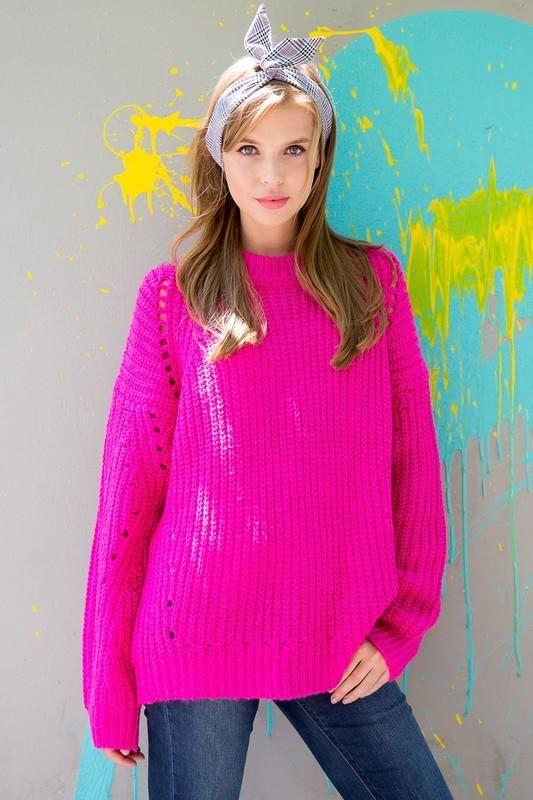 Modest Women Sweaters