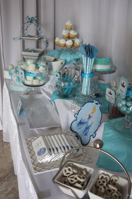 "Photo 1 of 24: Cinderella / Birthday ""Jessica's Sweet 16"" | Catch My Party"