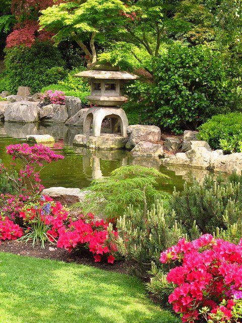 Kyoto Garden Holland Park Asiatischer Garten Japanischer Garten Asia Garten