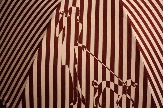 Henri Bendel: Behind the Stripes