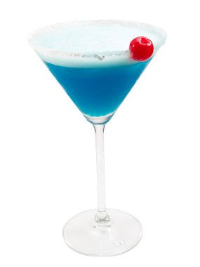 A delicious cocktail recipe for the Blue Lady cocktail with Lemon Juice, Gin and Blue Curacao. See the ingredients, how to make it, view instrucitonal videos, and even email or text it to you phone.