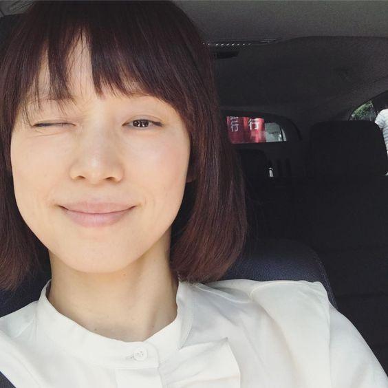 すっぴんも美人、石田ゆり子