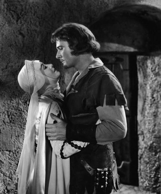 Robin hood & Maid Marian.