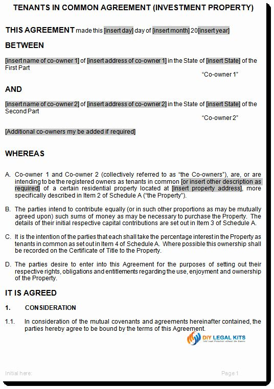 Transfer Of Business Ownership Agreement Template Best Of Tenants