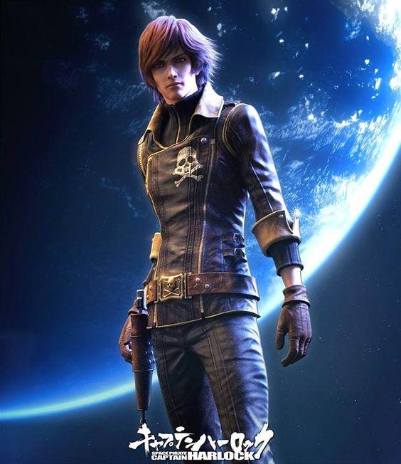 Logan (Space Pirate Captain Harlock)